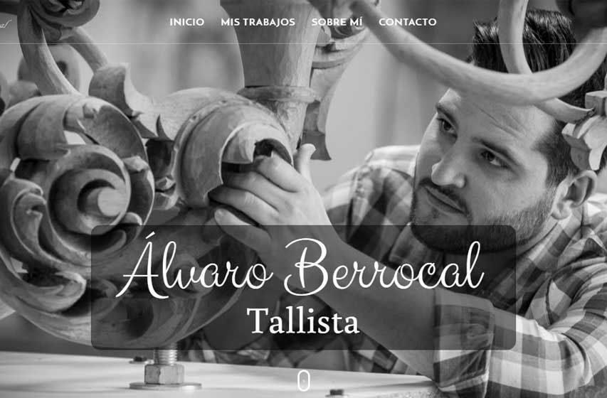 Tallista Alvaro Berrocal