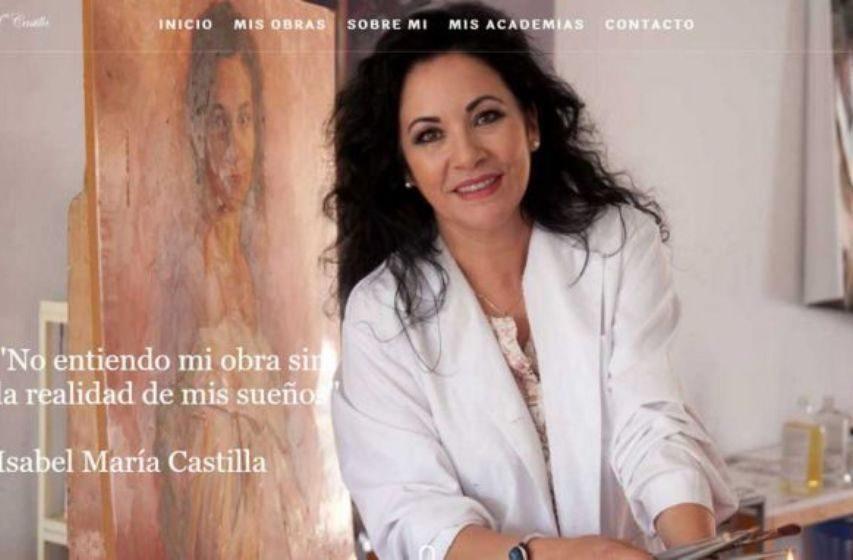 Isabel Castilla Pintora